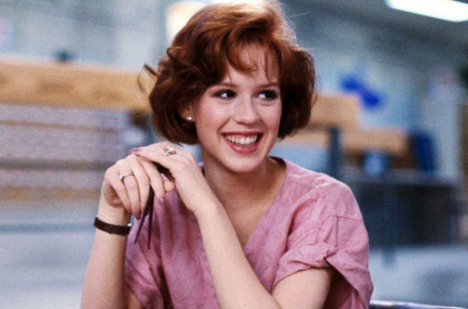 Molly Ringwald , Breakfast Club, 1985