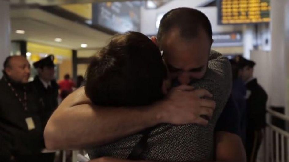 Cette maman retrouve enfin son fils qu'elle croyait mort depuis 40 ans