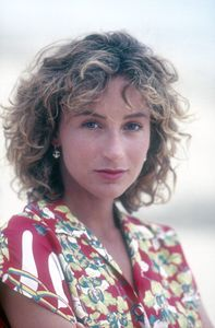 Jennifer Grey à New York City, en 1981