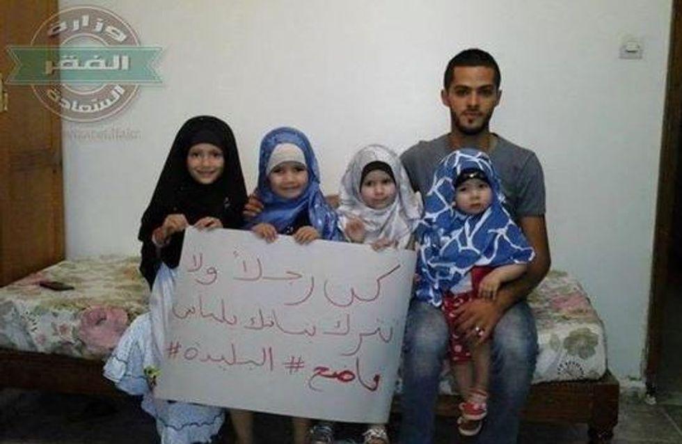 Sois un homme et voile ta femme, la campagne qui fait bondir en Algérie