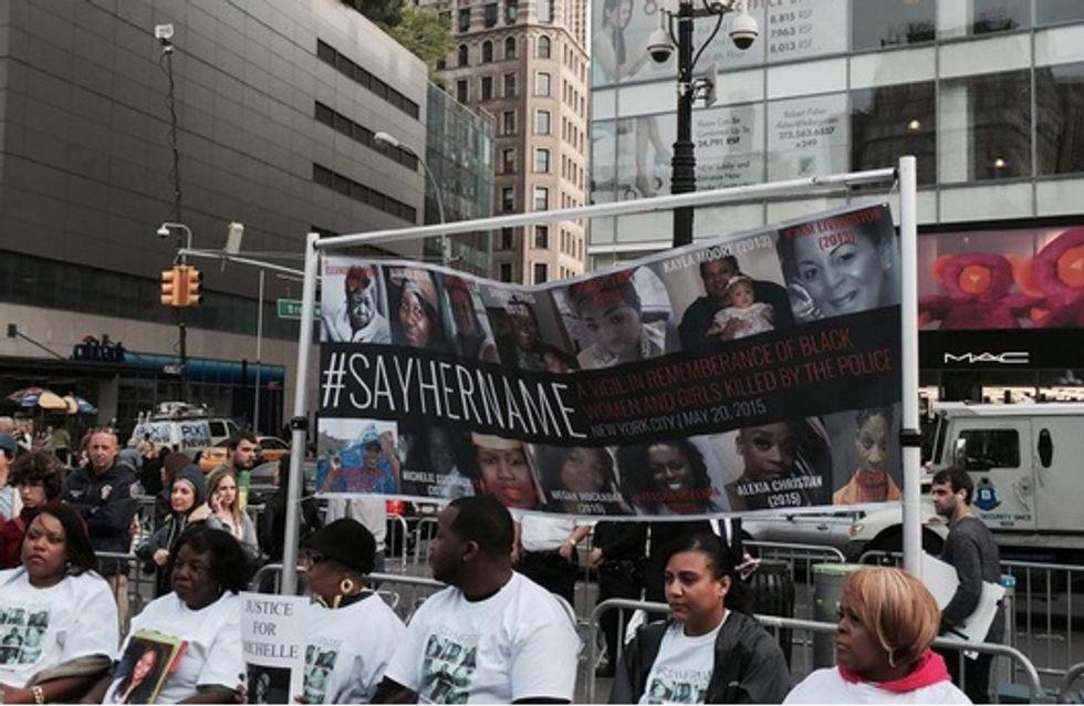 #SayHerName, le hashtag pour ne pas oublier les femmes noires victimes de violences policières