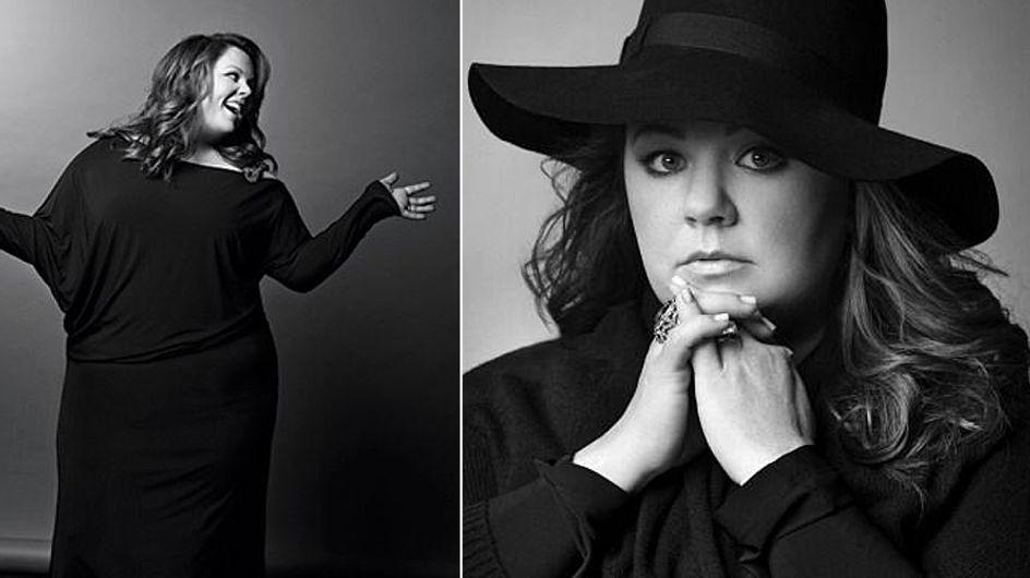 EINE Kollektion für ALLE Größen: Melissa McCarthy kreiert Mode von Größe 32 - 52