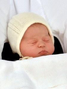 La princesse Charlotte