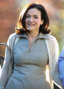 Sheryl Sandberg, chefe operacional do Facebook