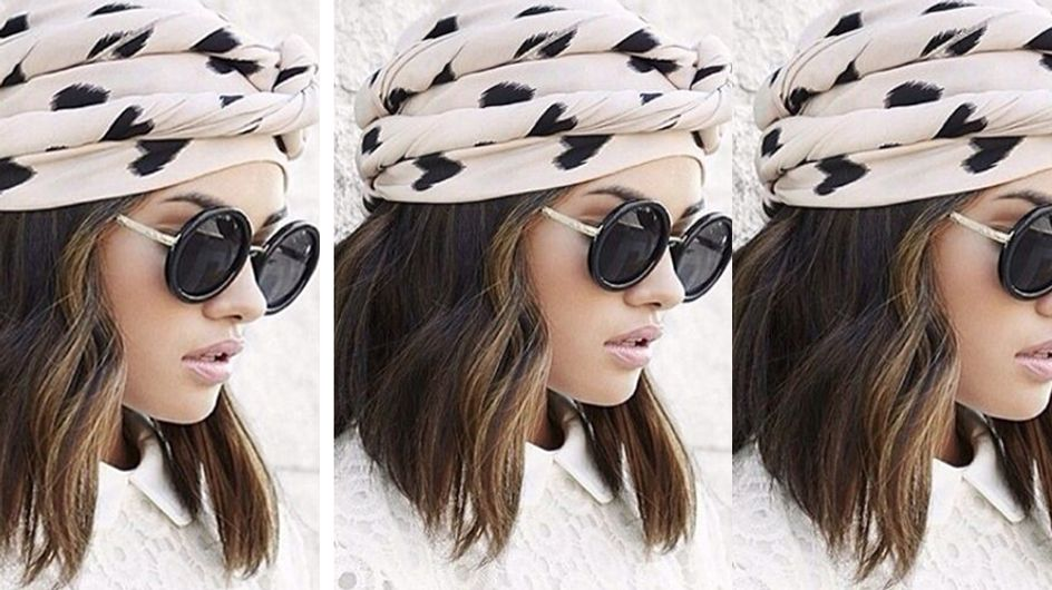 30 Women Who Prove Head Scarves Are THE Accessory of Summer