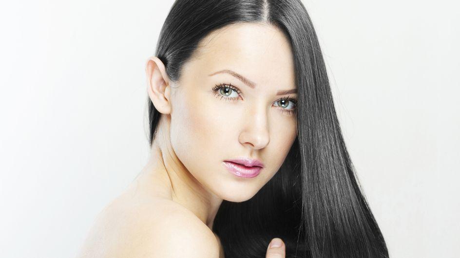 Cheveux noirs : comment les soigner et sublimer ?
