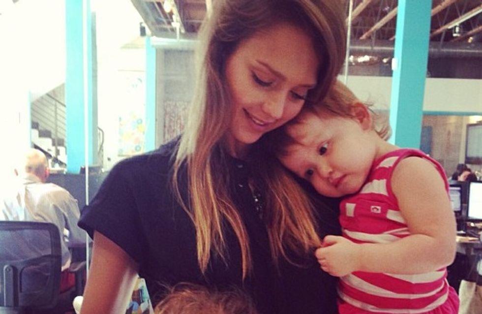Les 8 astuces maman de Jessica Alba