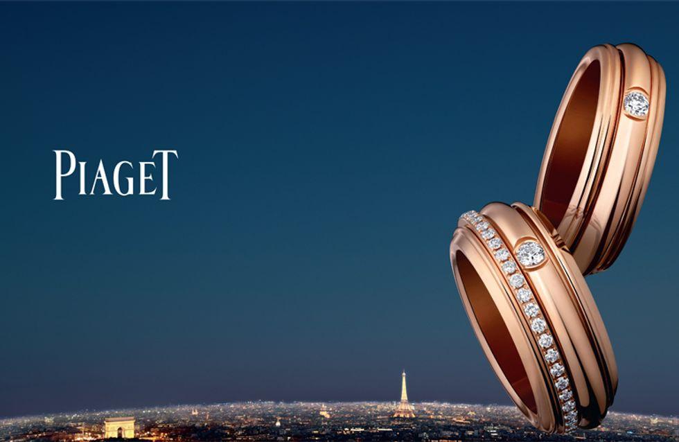 Trouvez votre style avec les bijoux Piaget