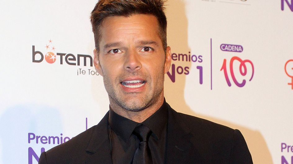 Ricky Martin inicia los trámites para adoptar a una niña