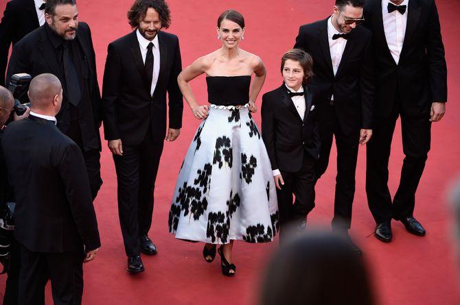 Natalie Portman au Festival de Cannes