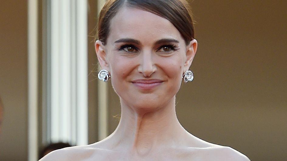 Découvrez les dessous de la création des robes de Natalie Portman à Cannes