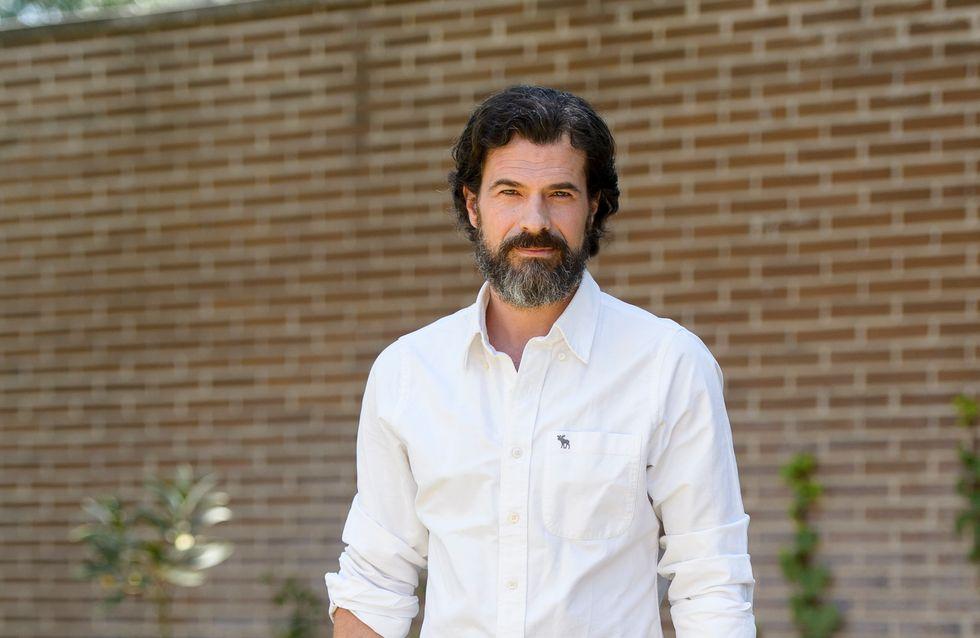 Rodolfo Sancho, tras ser padre: Ayudo mucho, lo sé hacer todo