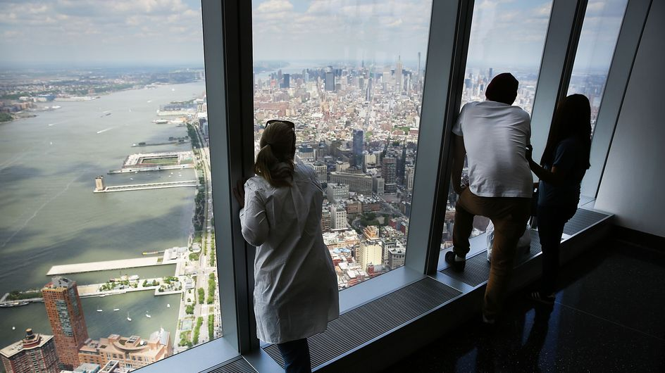 L'observatoire du One World Trade Center ouvert au public à 380 mètres de hauteur ! (Photos)