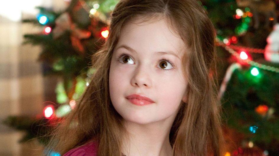 La petite Renesmee (Twilight) a bien grandi