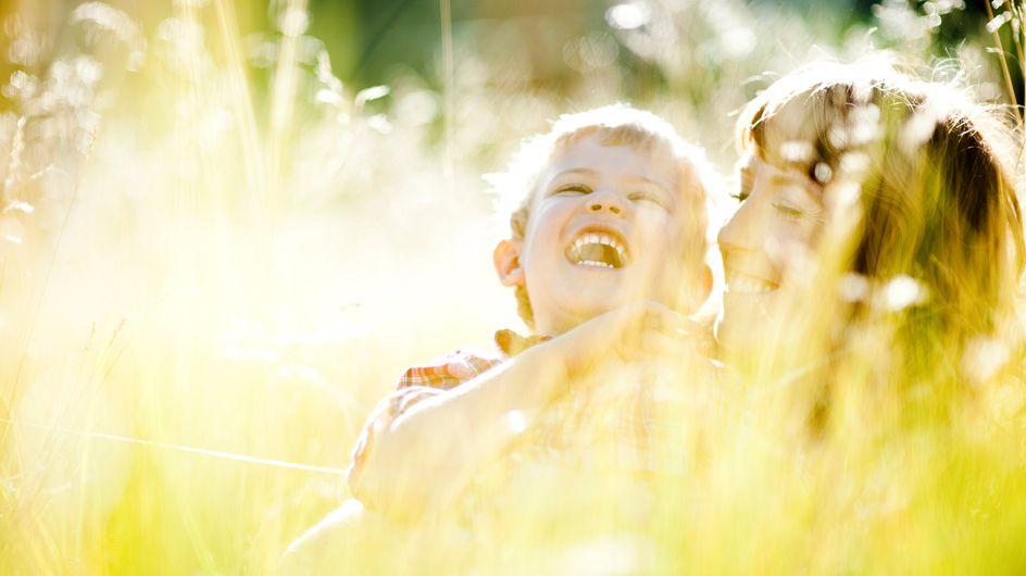 Diese 17 Dinge solltest du deinem Kind unbedingt sagen!