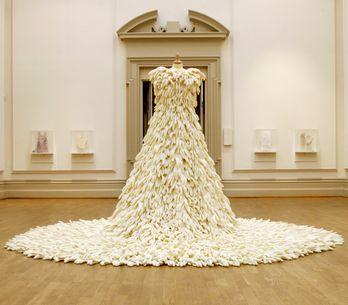 Vestidos de novia reciclables