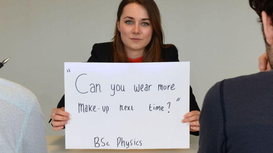 Des femmes révèlent les pires questions posées lors de leurs entretiens d'embauche