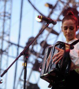 Julieta Venegas: La música es mi manera de expresarme, es una parte de mi cuerp