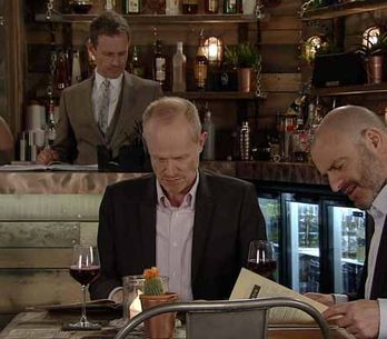 Coronation Street 10/06 - David receives an unexpected visitor