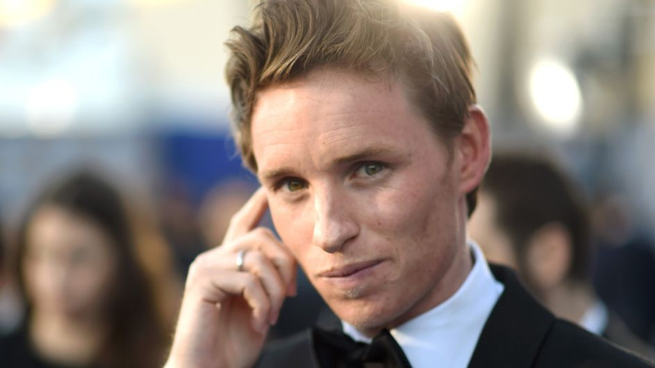 Eddie Redmayne Is Officially Starring In Harry Potter Spin Off