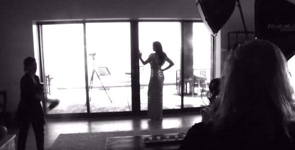 Caitlyn Jenner en robe longue pour Vanity Fair
