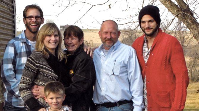 La famille Kutcher