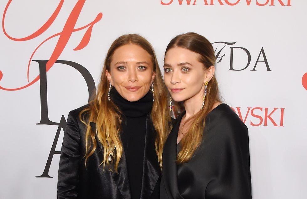 Mary-Kate et Ashley Olsen élues créatrices de l'année