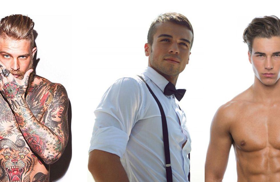 10 tipos de caras que você deveria namorar antes de 'bater o martelo' definitivamente