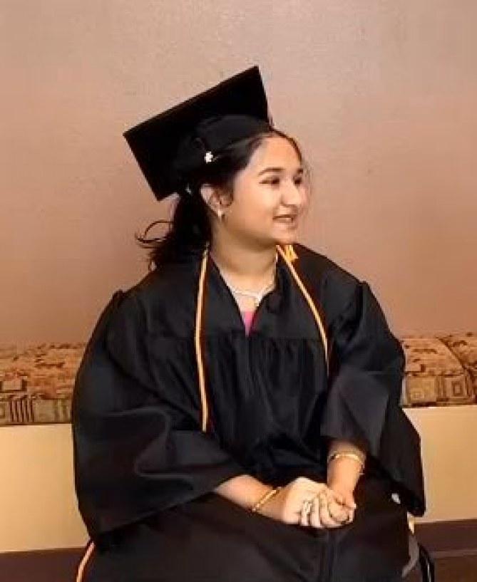 Ria Chevuru va intégrer Harvard à 11 ans