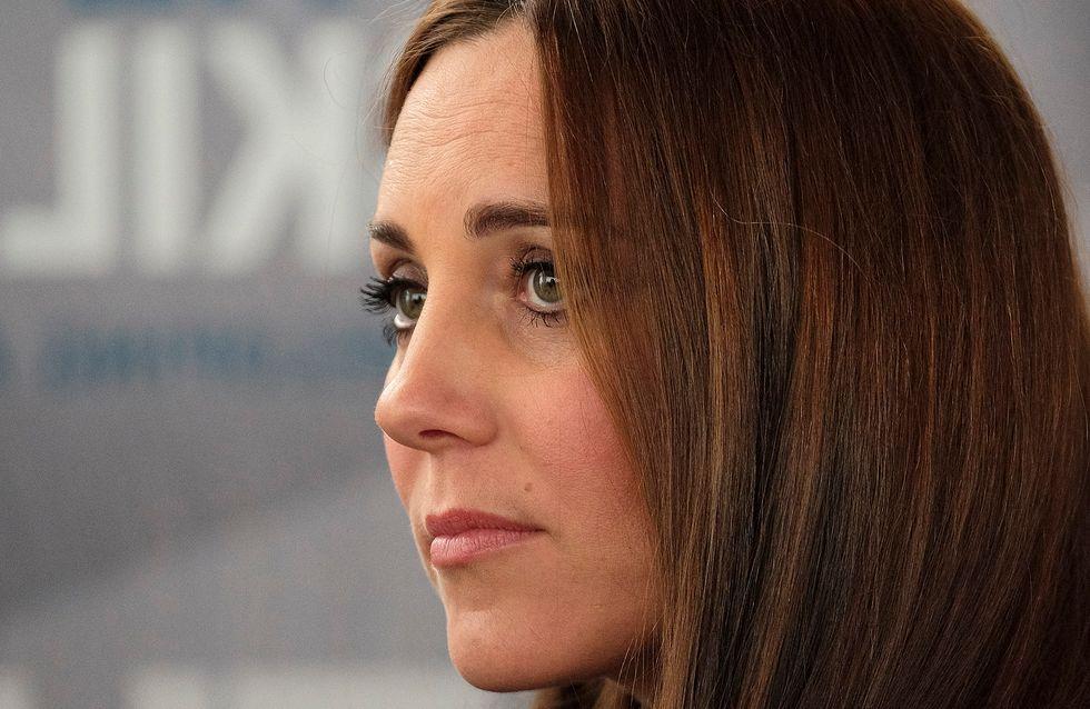 Kate Middleton sous pression à cause de sa mère