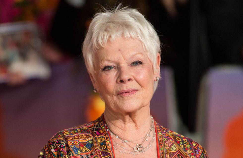 A 80 ans, Judi Dench pose nue pour la bonne cause (Photo)
