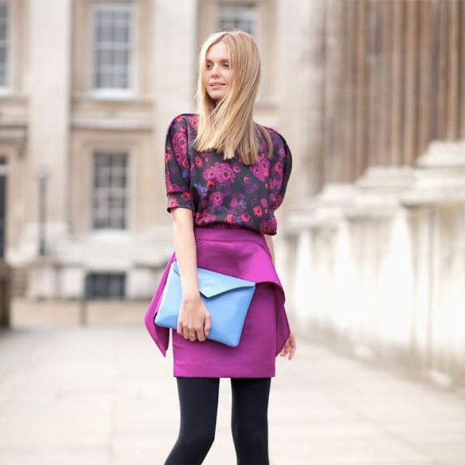 30 Reasons To Start Wearing Purple ASAP