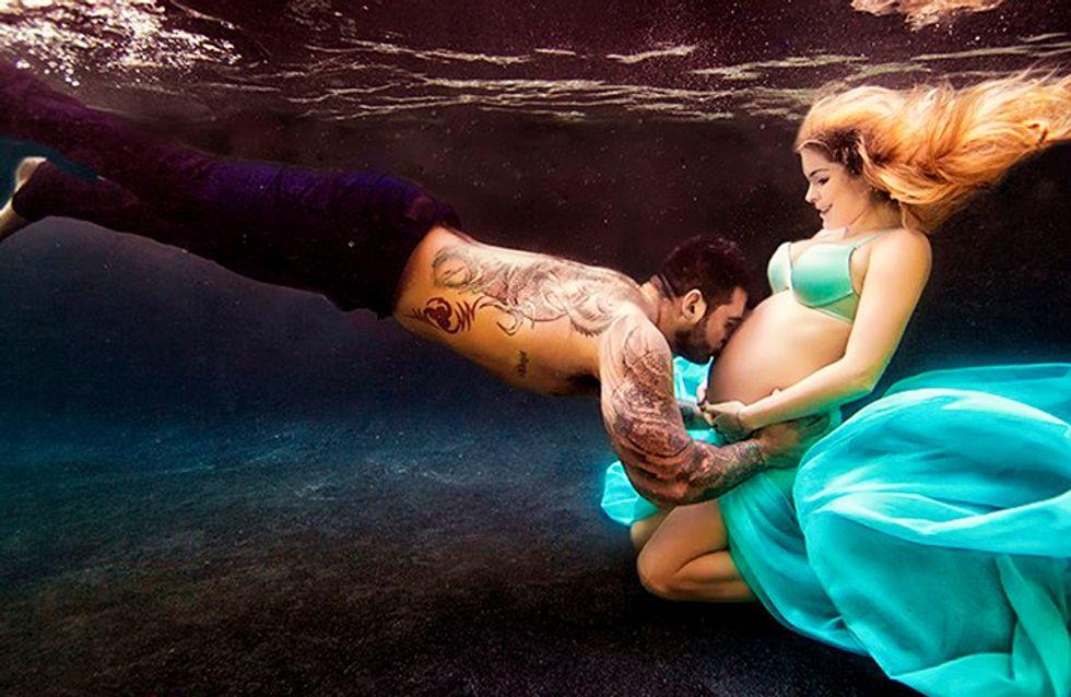 5 ensaios fotográficos magníficos embaixo d'água