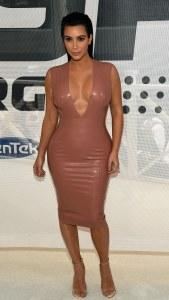 Kim Kardashian à la soirée Hype Energy le 2 juin 2015