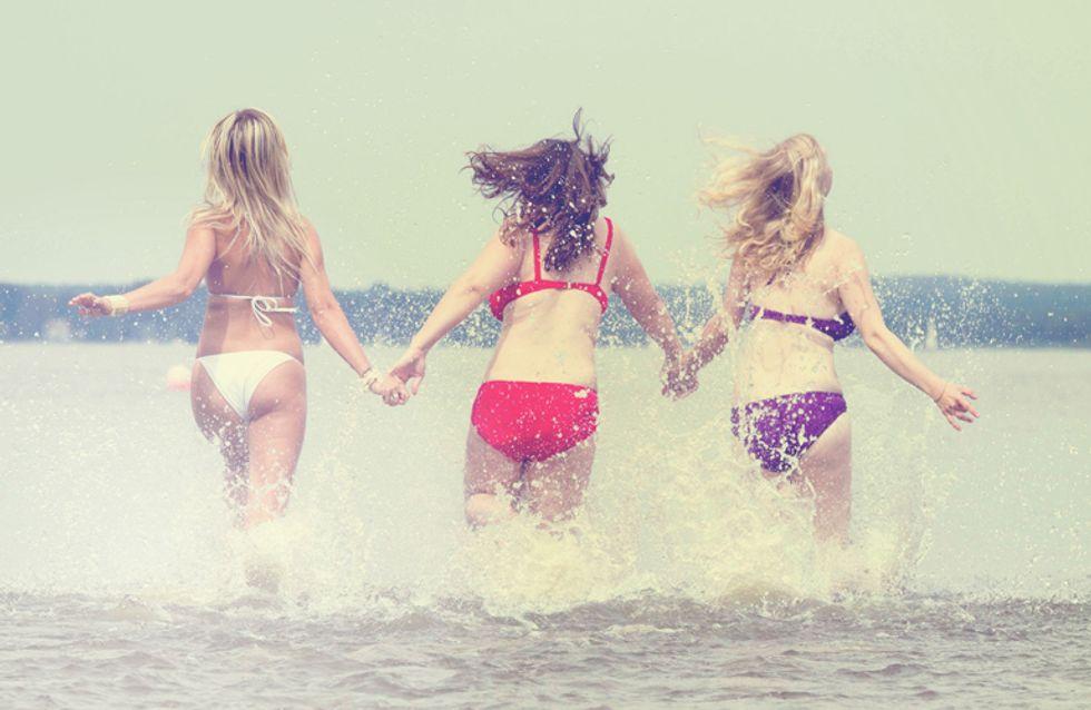 Schluss mit der Scham! 11 Gründe, warum sich JEDE Frau im Bikini wohlfühlen sollte