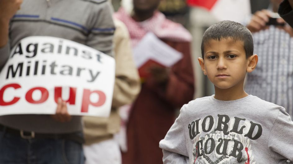 [Vídeo] Un niño egipcio da una lección a su país con sus reflexiones sobre las mujeres