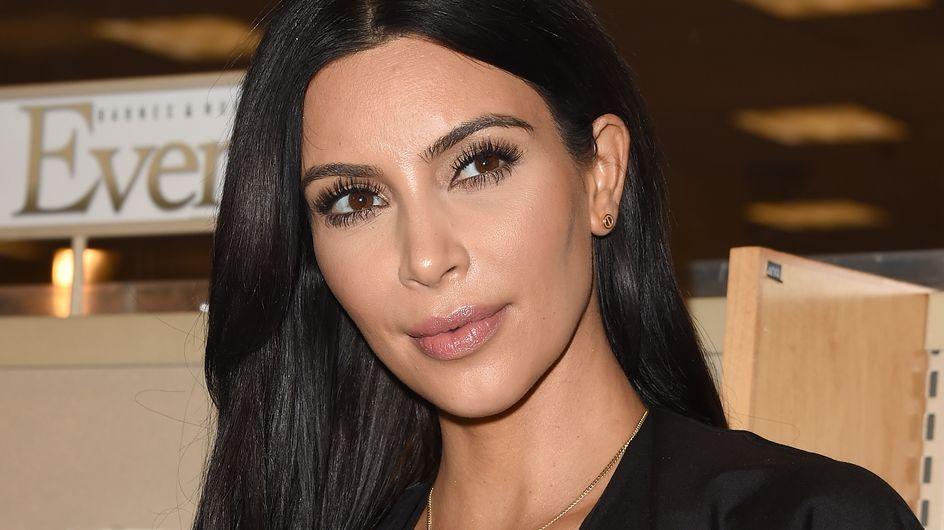 Kim Kardashian se confie sur sa deuxième grossesse