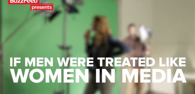 Buzzfeed dénonce le sexisme à Hollywood