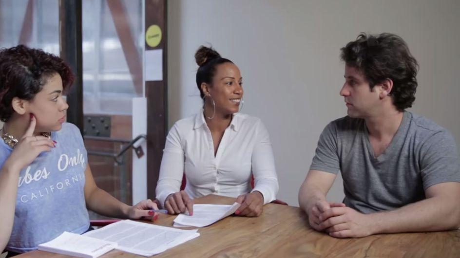 Quand les hommes sont traités comme les femmes à Hollywood (Vidéo)