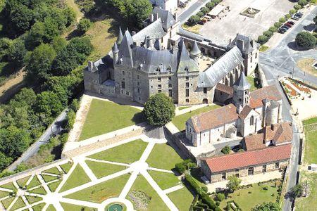 Le château de Jumilhac