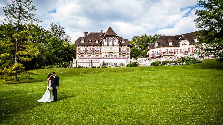 10 châteaux pour un mariage de princesse