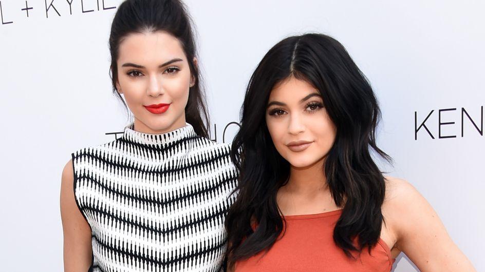 Kendall et Kylie Jenner présentent leur collection pour Topshop (Photos)