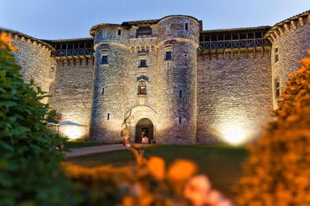 Le château Mauriac