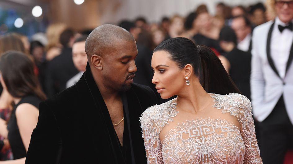 Comment Kim Kardashian a annoncé sa grossesse à Kanye West