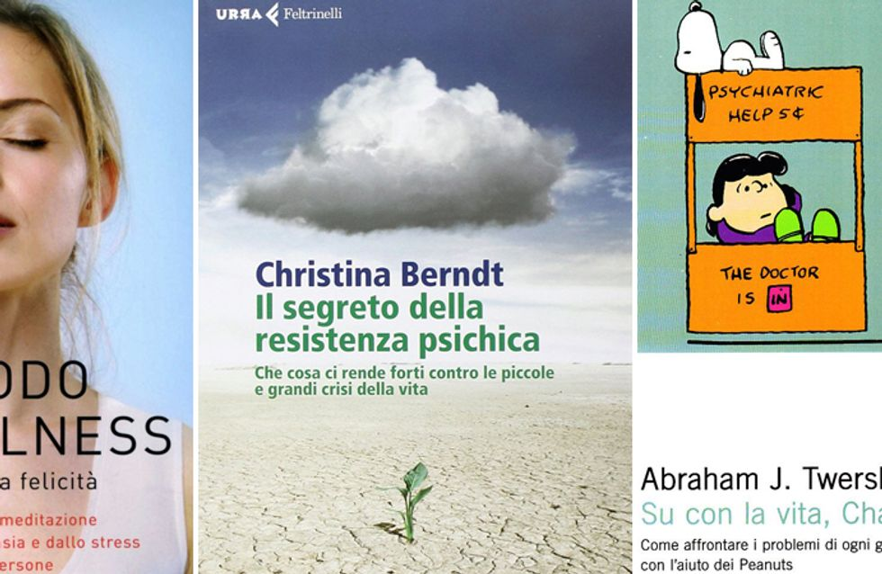 Relax, take it easy!: ecco 5 libri per superare lo stress quotidiano