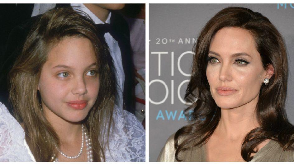 Angelina a 40 ans, retour sur son évolution mode (Photos)