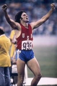 Bruce Jenner aux JO de Montréal en 1976