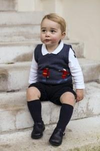 Le prince George