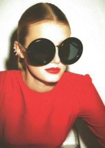 Les lunettes rondes XXL