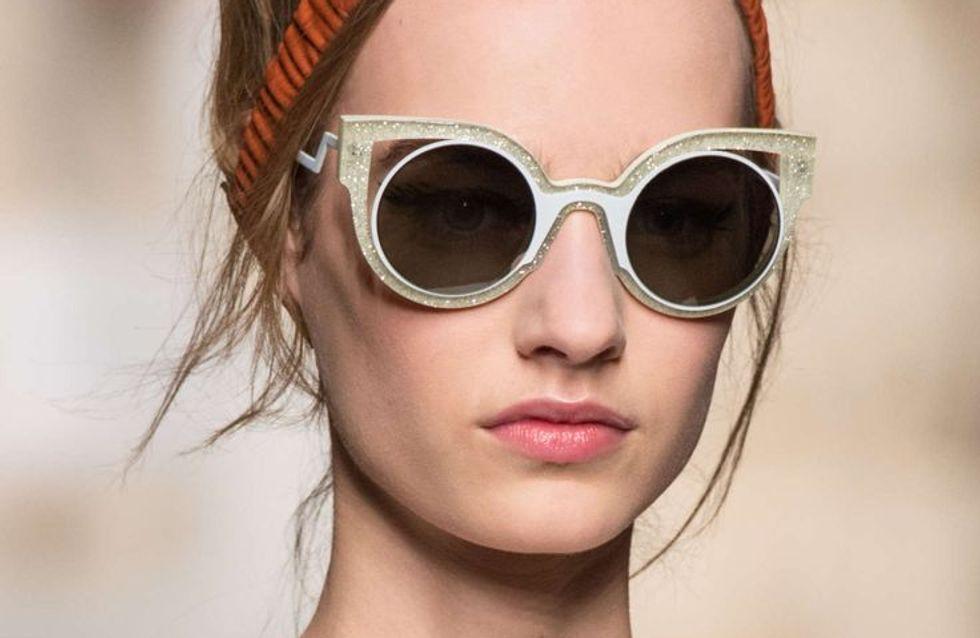Ces 10 paires de lunettes de soleil décalées qu'on ferait mieux d'adopter